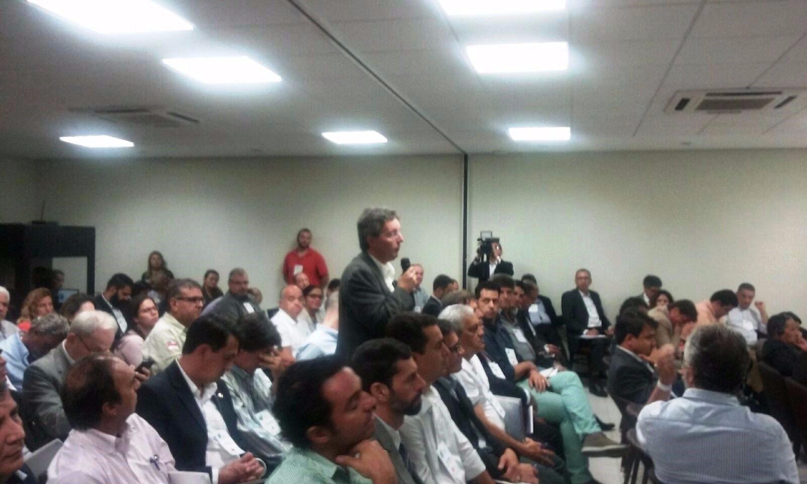 Interiorização da nova Matriz Econômica Ambiental é prioridade, afirma Castro