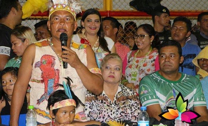 Começou a 1a Copa Indígena do Alto Solimões em Benjamim Constant