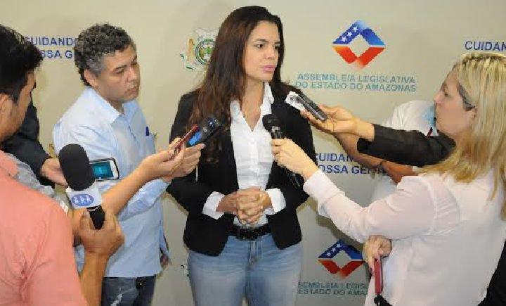 Alessandra Campelo troca PCdB por PMDB