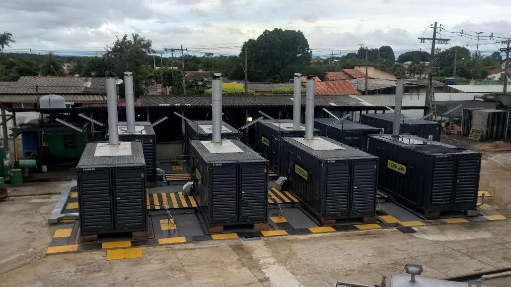 Eletrobras Amazonas envia novos geradores para o Eirunepé, Parintins, Maués, e São Gabriel da Cachoeira.