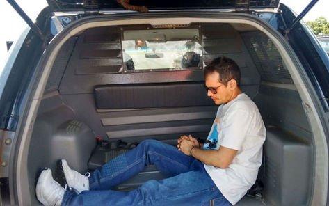 'João Branco' é transferido de Manaus para o presídio federal de Catanduvas