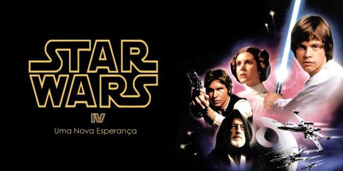 Fã-clube Conselho Jedi apresenta o filme Star Wars – Uma Nova Esperança