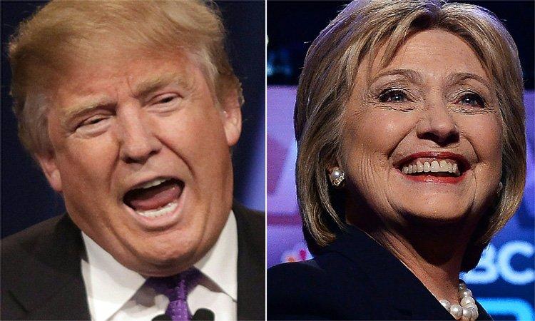 Terça-Feira agita no panorama eleitoral nos Estados Unidos