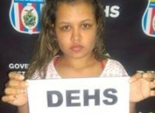 Madrasta confessa ter enterrado corpo de enteada de 3 anos, em ramal na AM-010