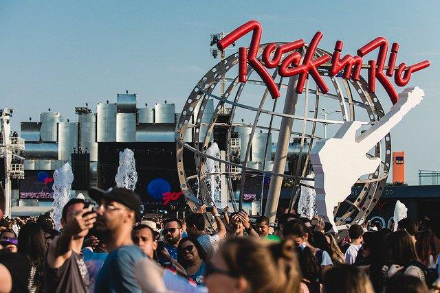 Manaus recebe evento do Rock in Rio em agosto