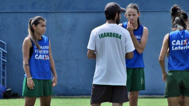 Iranduba precisa de uma vitoria contra o Flamengo para seguir no Brasileirão