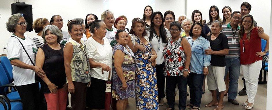 Palestra na Manaus Previdência detalha direitos da pessoa idosa, previstos em lei