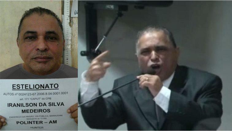 Vereador de Coari é preso em Manaus acusado de estelionato