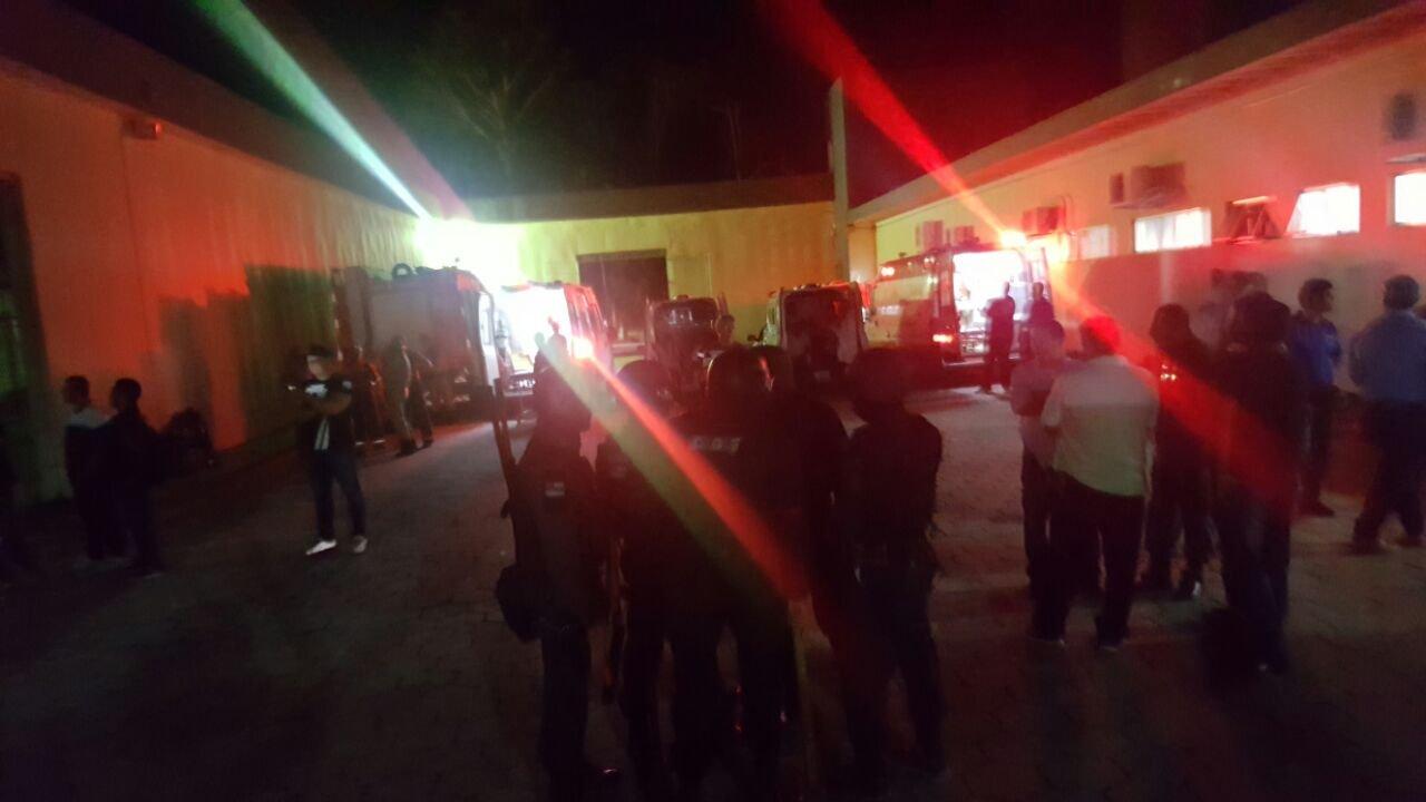 Presos fazem reféns em rebelião no CDP – Centro de Detenção Provisória, em Manaus