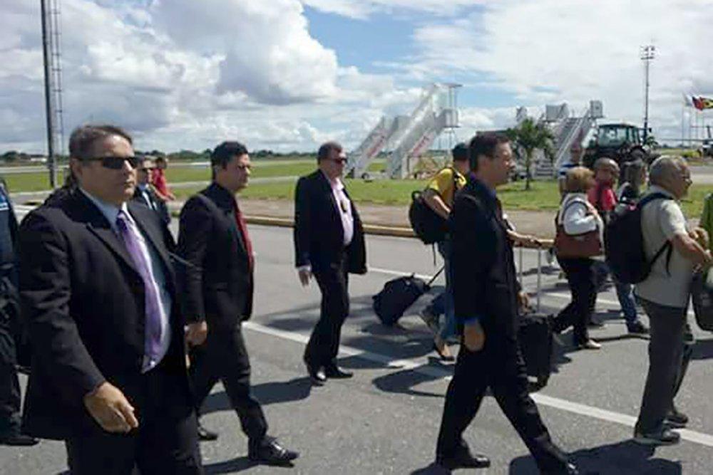 Chegada do Juiz Sérgio Moro a Manaus, fez políticos sumirem como passe de mágica
