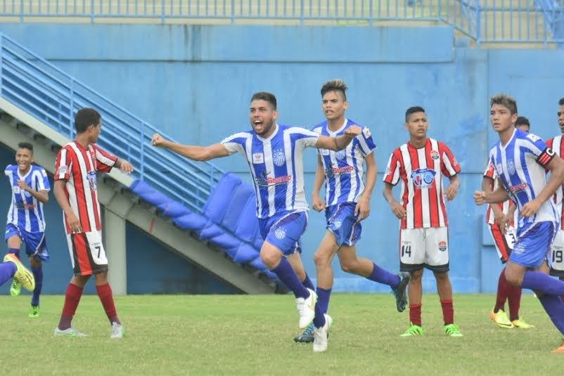 Amazonense Sub-20: Tarumã vence São Raimundo e se classifica para a segunda fase