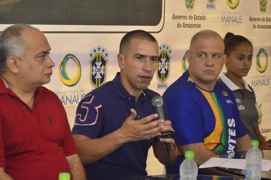 Sejel anuncia pacote de eventos e ações esportivas para este ano, na Arena da Amazônia