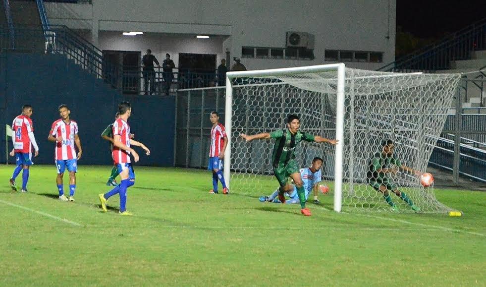 Manaus FC vai à forra e bate Sul América de virada no Amazonense de Juniores 2016