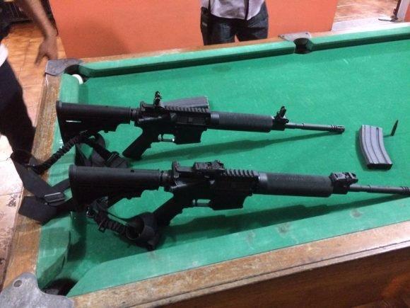 Politicos e comerciantes do interior do AM, podem estar envolvidos no tráfico de armas