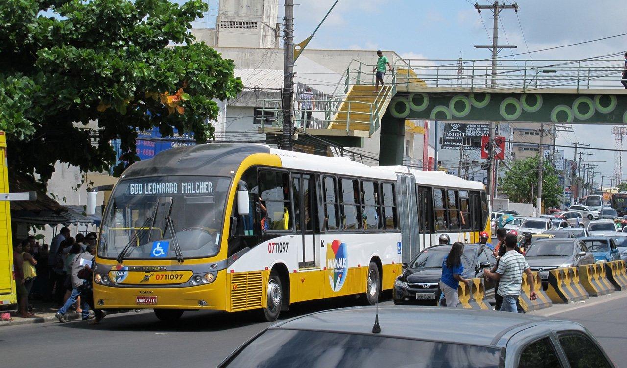 Nova tarifa do transporte coletivo entra em vigor a partir desta sexta-feira