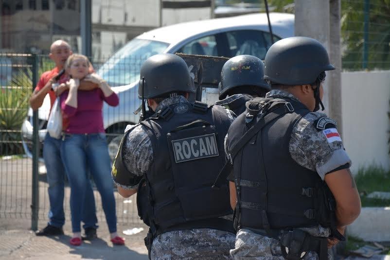 Forças de Segurança do Estado refinam preparação para atuar nos Jogos Olímpicos 2016
