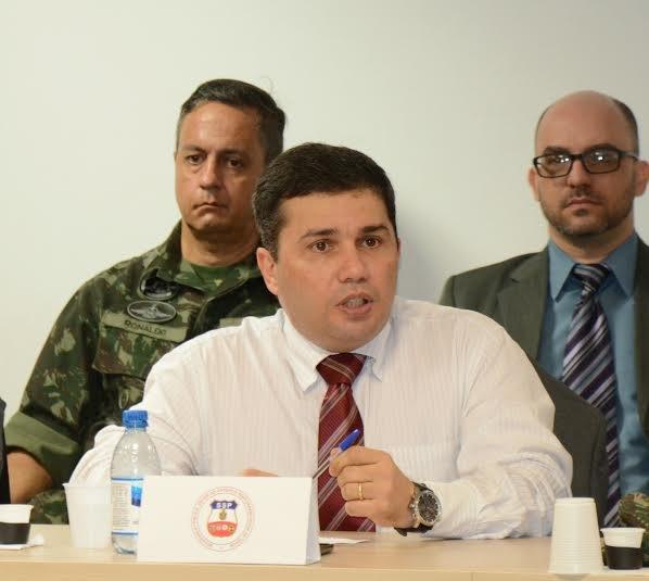 Órgãos de Segurança e Forças Armadas assinam Protocolos Integrados para segurança nos Jogos Olímpicos em Manaus