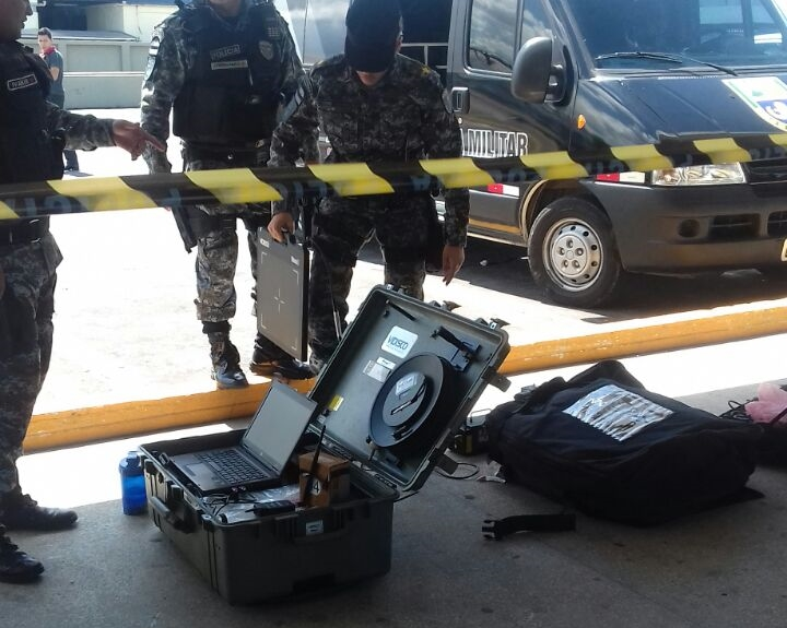 Faltando menos de 30 dias para as Olimpíadas, duas bombas são desarmadas em Manaus