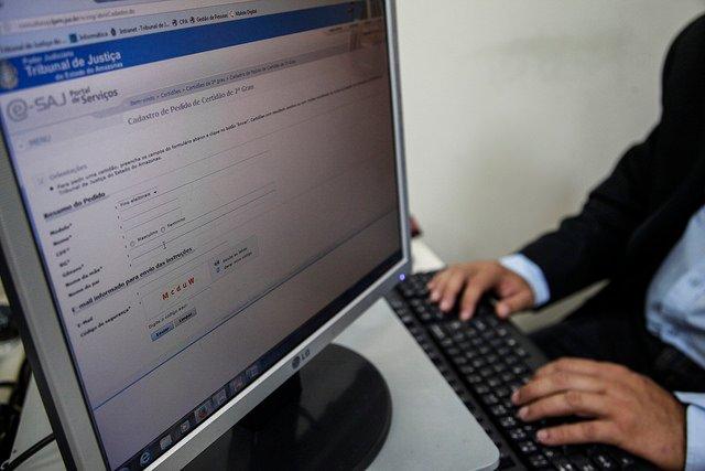 TJAM passa a emitir certidões para fins eleitorais pela internet