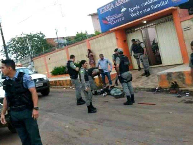Durante abordagem, suspeito trava luta, rouba arma e mata policial no AC