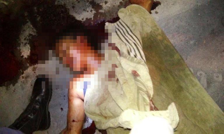 ATENÇÃO IMAGENS FORTES: Jovem é morta a tiros na frente de sobrinho em Manaus