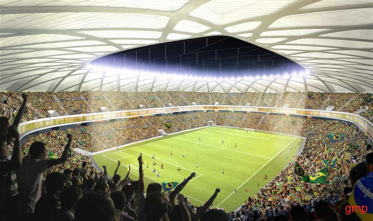 Arena da Amazônia confirma Eliminatórias, Brasileirão e Torneio Internacional de Futebol Feminino