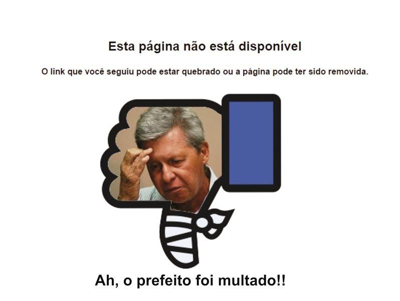 Arthur Neto é multado em R$ 5 mil por propaganda antecipada em redes socias
