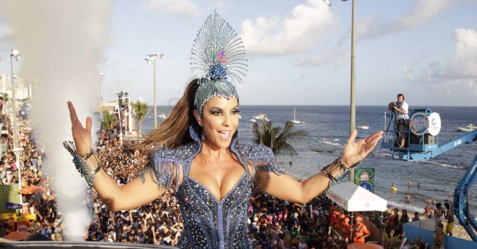 Show de Ivete Sangalo irá alterar trânsito na Ponta Negra