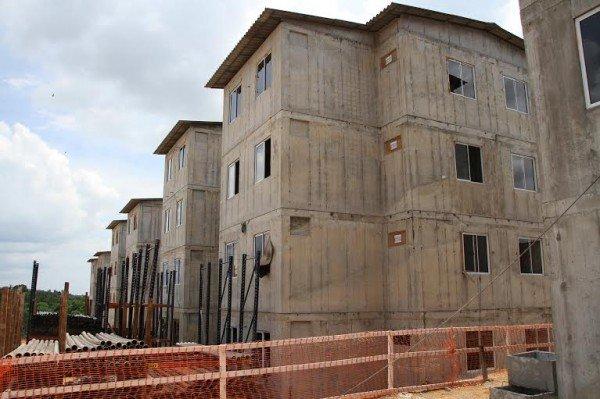 Governo reiniciará obras de mais 10 mil unidades do Minha Casa, Minha Vida