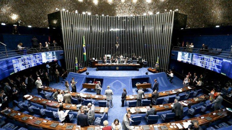 Senado começa a julgar hoje processo de impeachment de Dilma