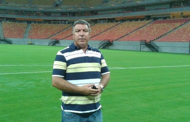 Cláudio Silva inicia trabalho no Rio Negro na supervisão de futebol