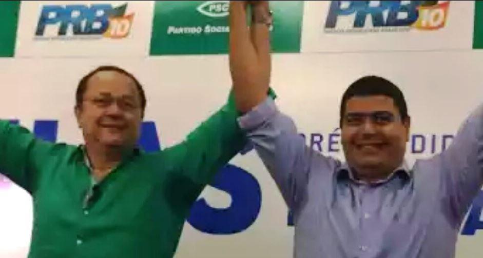 Silas Câmara anuncia ex-secretário do Ronda No Bairro como seu vice