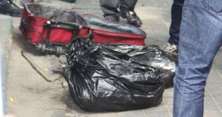 Corpo esquartejado é encontrado dentro de mala ao lado de cemitério em Manaus