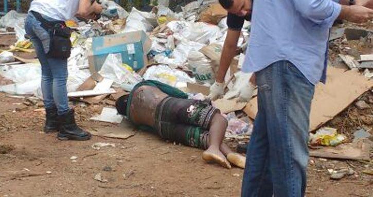 Corpo é encontrado com pernas e mãos amarradas no Tarumã