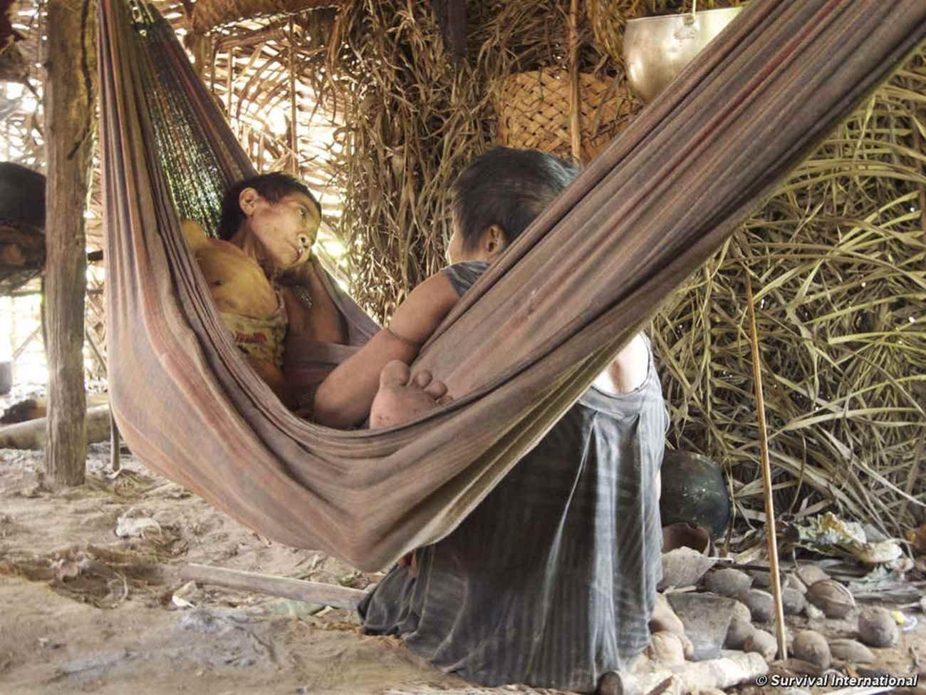 Indígenas que vivem na região do Alto Rio Negro, estão sem vacinas desde o inicio do ano