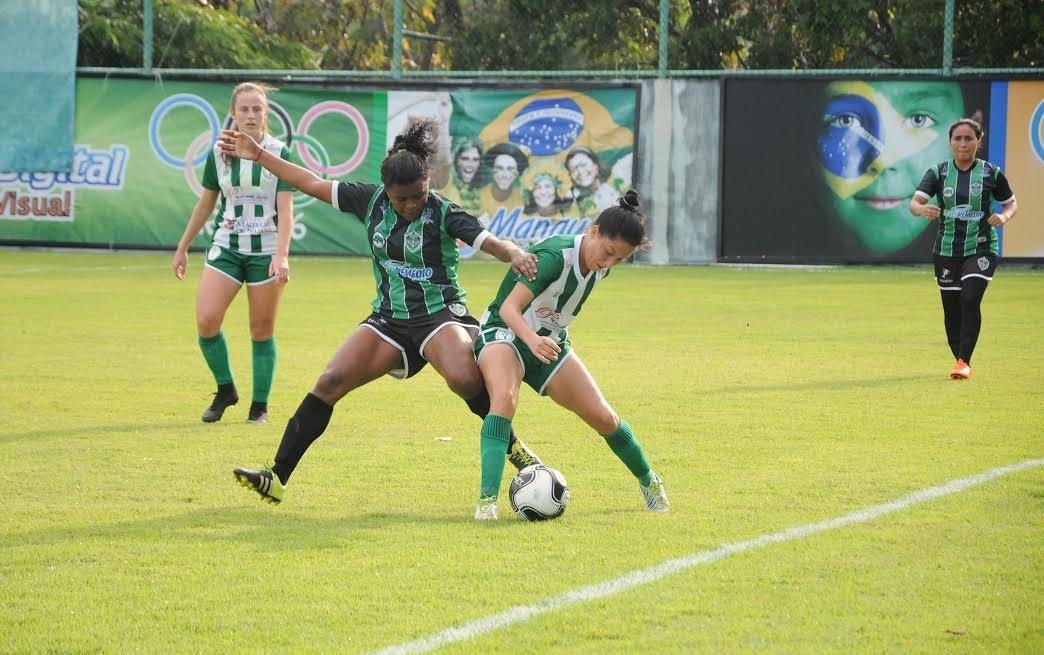 Na base do coração, meninas do Manaus FC tentam fazer história no futebol feminino do Amazonas
