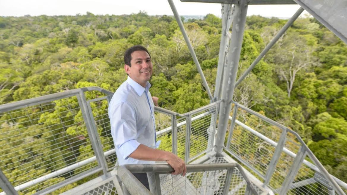 Marcelo Ramos garante que Parque Linear do Mindu será grande marco para Manaus