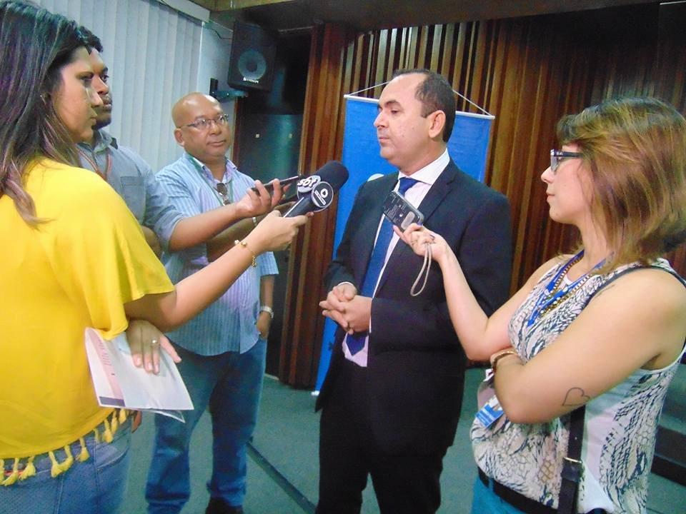 Entrevista com Prefeito Eleito de Tefé Normando Bessa.