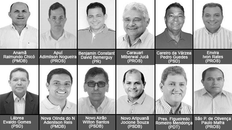 Doze municípios do Amazonas podem ter novas eleições