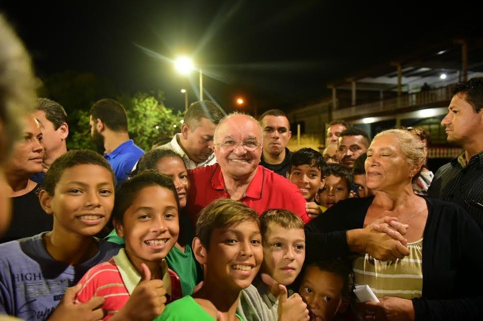 Governo do Amazonas entrega obra do Prosamim na Bacia do São Raimundo