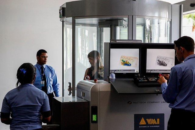 TJAM reforça a segurança e acesso a Fóruns de Justiça e sede do Tribunal é condicionado à verificação em detector de metais