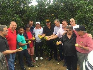 Nova Matriz Econômica Ambiental da primeiros avanços iniciando em Rio Preto da Eva