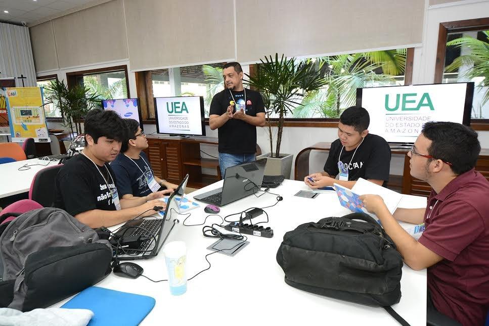 UEA sedia evento sobre games no Samsung Ocean Manaus
