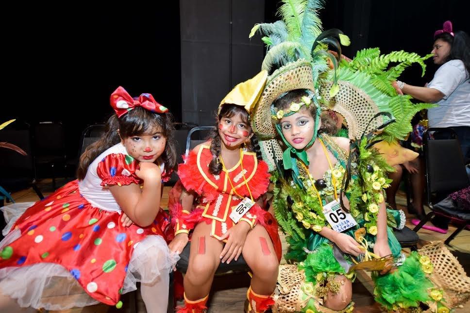 Concurso de Fantasias Infantil atrai crianças de todas as idades para o Teatro Amazonas