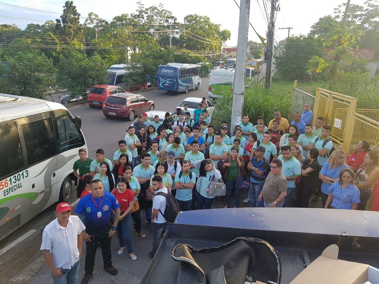 Sindicato negocia melhores condições de trabalho para os funcionários da TSE Brasil