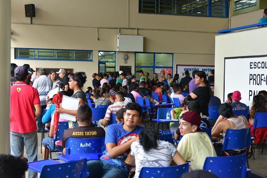 Ação itinerante do Governo do Amazonas atrai mais de duas mil pessoas