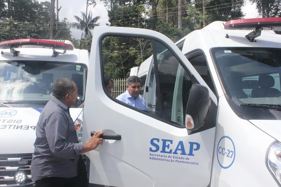 Sistema Prisional do Amazonas terá plano para melhorar os trabalhos desenvolvidos pela Seap
