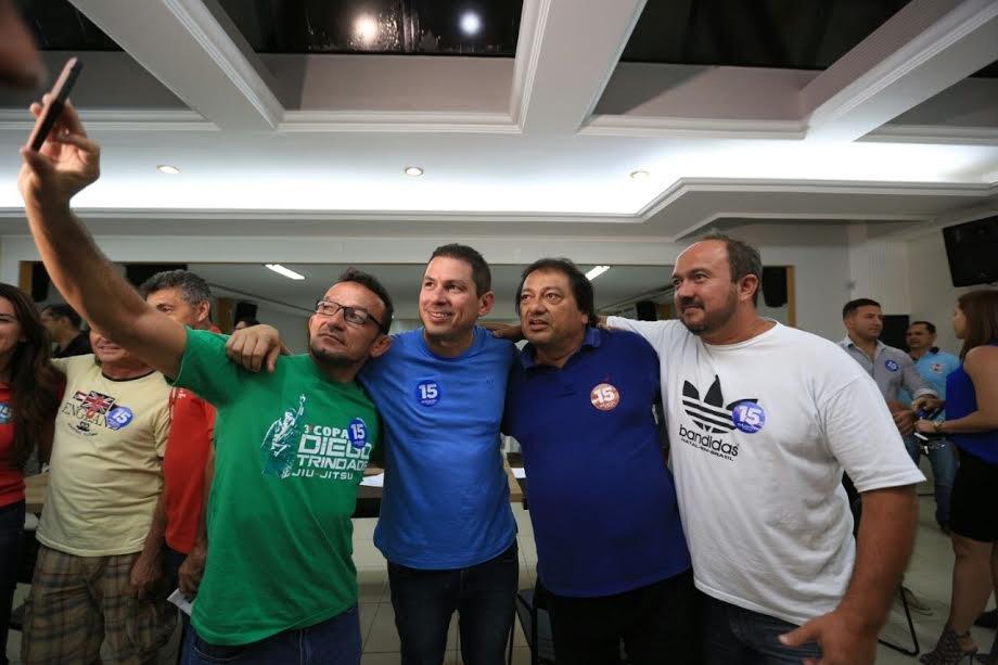 Eduardo Braga e Marcelo Ramos intensificam agenda no interior neste final de semana