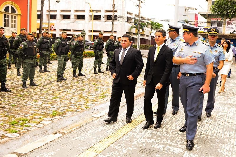 Posse de novos comandantes da Polícia Militar garante reforço de segurança na capital e interior