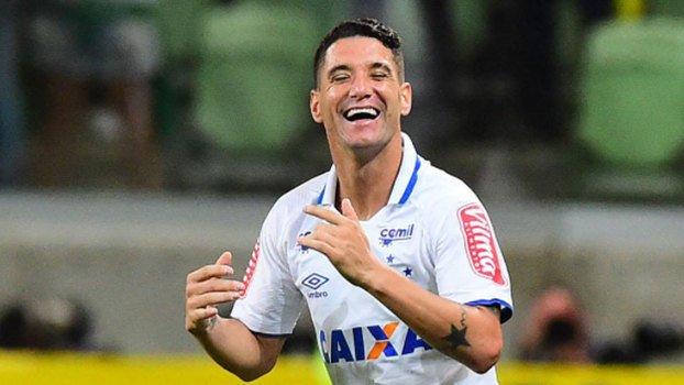Thiago Neves dispara: 'Copa do Brasil é a cara do Cruzeiro'